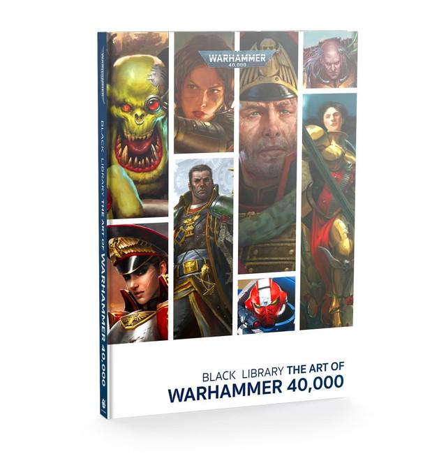BL2845 The Art of Warhammer 40000