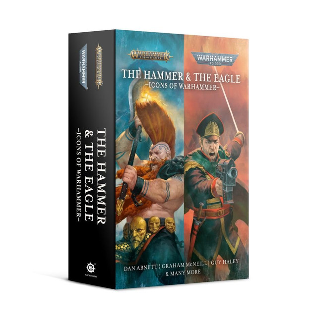 BL2606 The Hammer and the Eagle PB