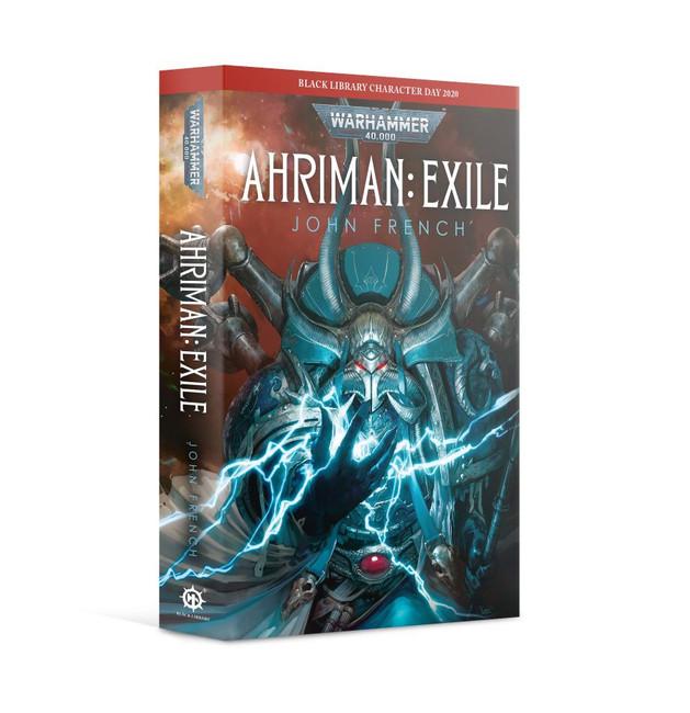BL2834 Ahriman: Exile PB