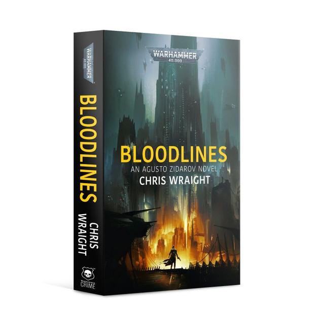 BL2851 Warhammer Crime: Bloodlines PB