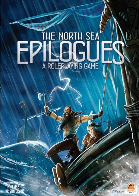 The North Sea RPG Epilogues