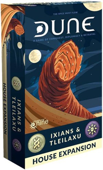 Dune: Ixians & Tleilaux