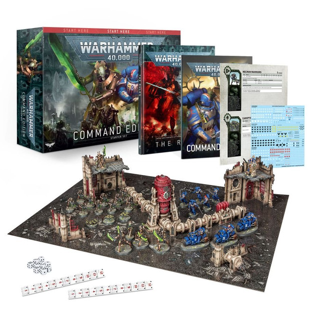 40-05 WH 40K Command Edition