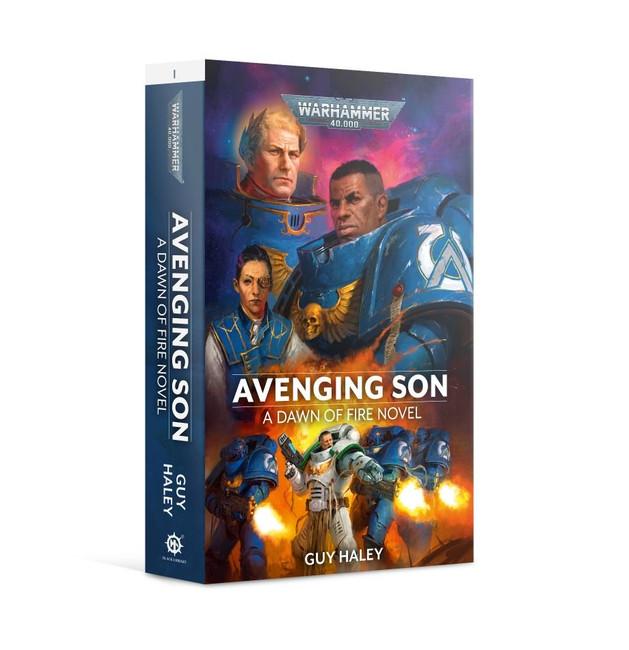 BL2699 Dawn of Fire: Avenging Son PB