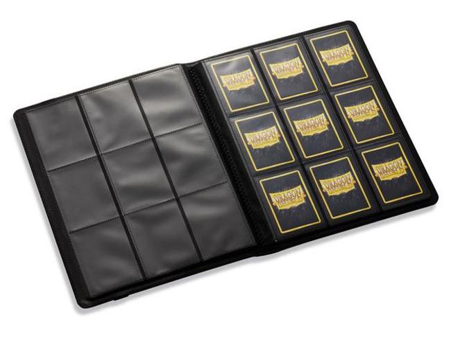 Dragon Shield 360 Codex Portfoilo - Black