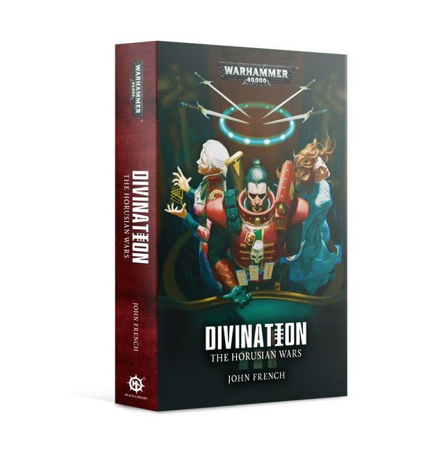 BL2818 Horusian Wars: Divination PB