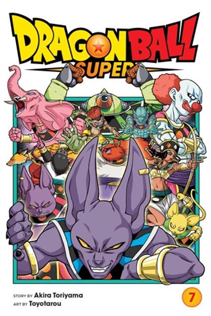 Dragon Ball Super Vol 7