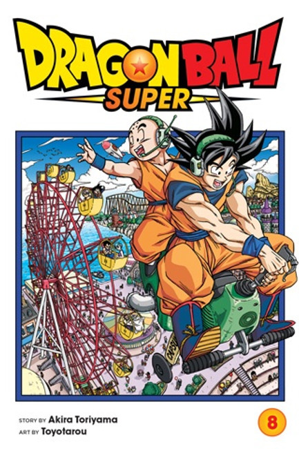 Dragon Ball Super Vol 8