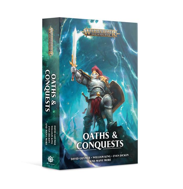 BL2860 Oaths & Conquests PB