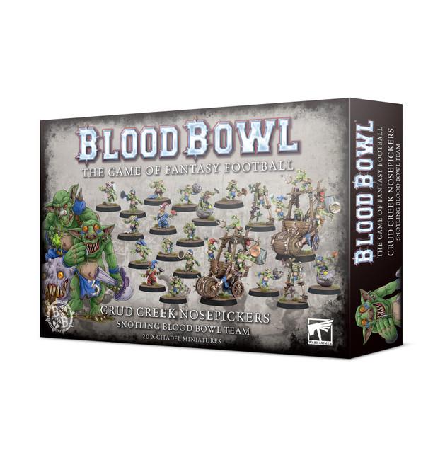 202-01 Blood Bowl: Crud Creek Nosepickers Team