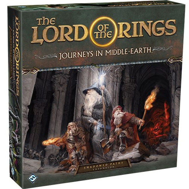 LotR: Journeys in Middle Earth: Shadowed Path
