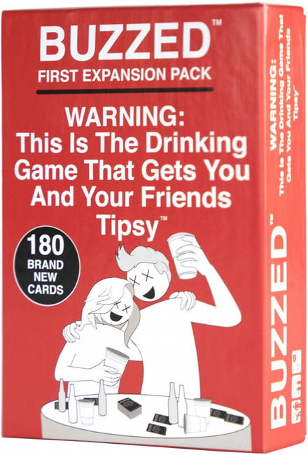 Buzzed - First Expansion Pack