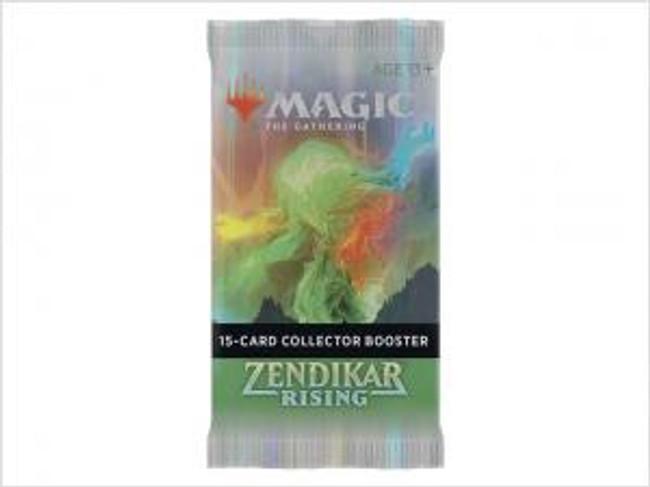 Zendikar Rising: Collector Booster