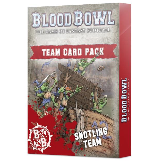 200-89 Blood Bowl: Snotling Team Card Pack