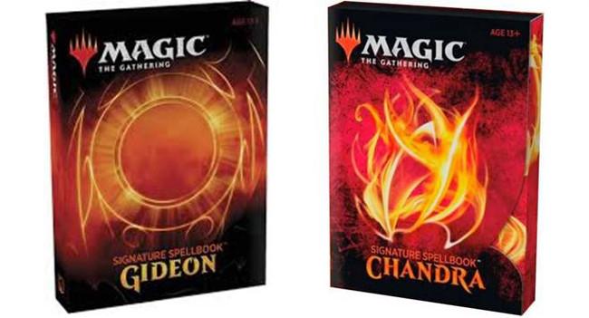 Spellbook Giddeon / Chandra Duo