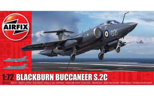 Blackburn Buccaneer S.2C 1:72 Scale Model Kit