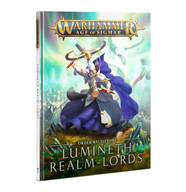 87-04 Battletome: Lumineth Realm-Lords