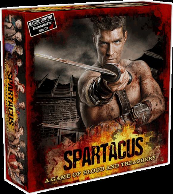 Spartacus: Blood and Treachery