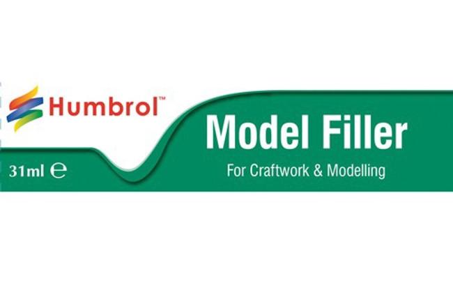 Humbrol 31ml Model Filler