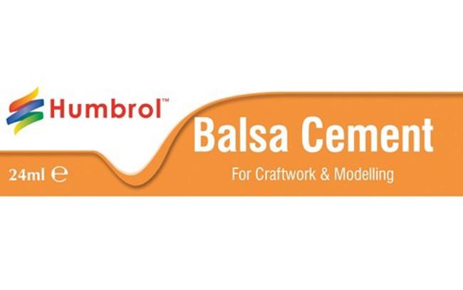 Humbrol 24ml Balsa Cement