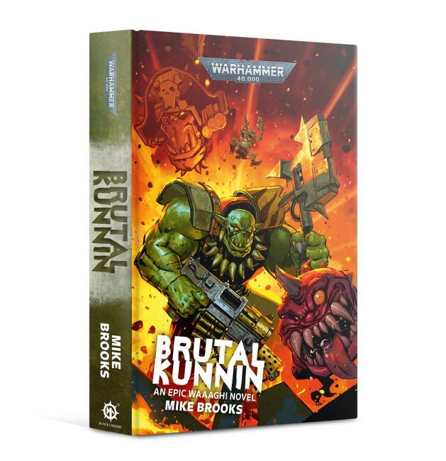 BL2864 Brutal Kunnin HB