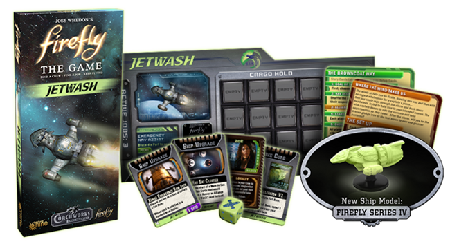Firefly: Jetwash - Game Booster