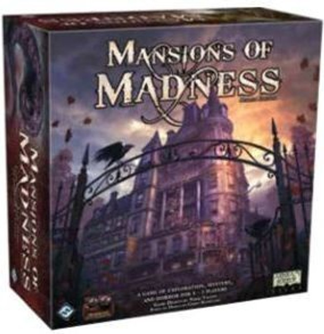 Mansions of Madness: 2nd Edition Core game