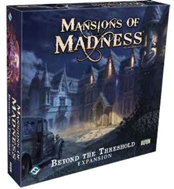 Mansions of Madness: (2nd Ed) Beyond the Threshold
