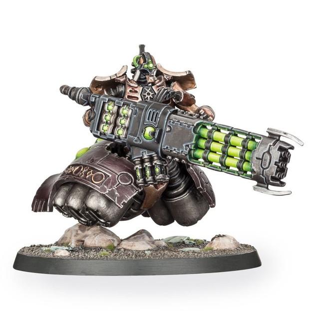 49-28 Necrons: Lokhusts Heavy Destroyer