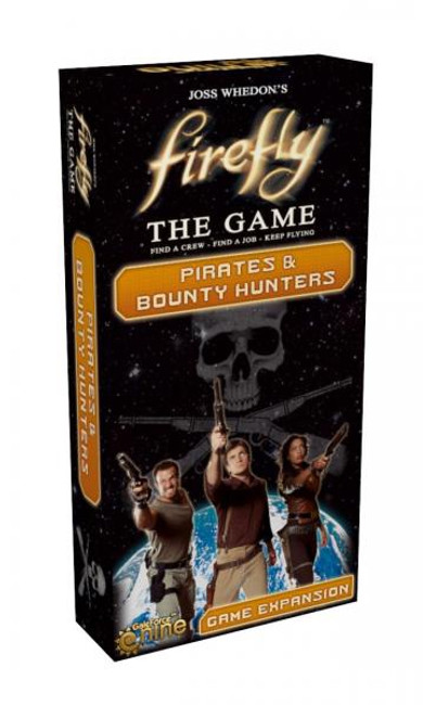 Firefly Expansion: Pirates & Bounty Hunters