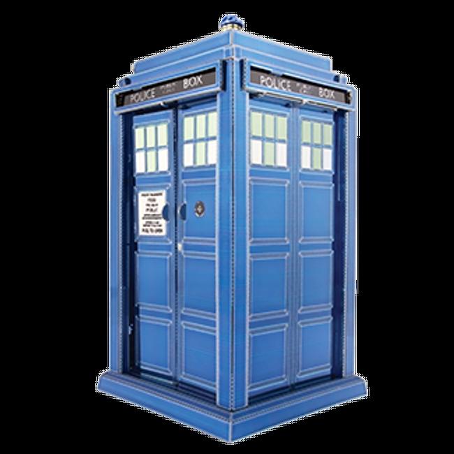 ME - Doctor Who: Tardis