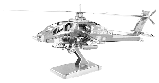 ME - Vehicles of War: AH-64 Apache Helicopter