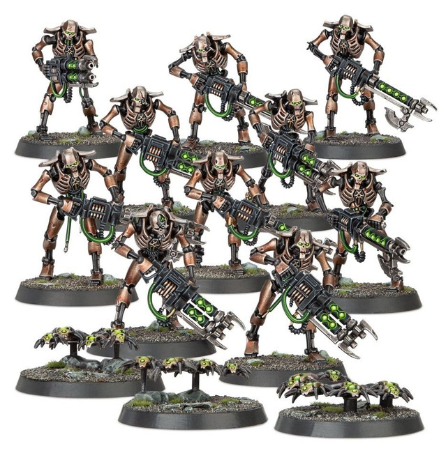 49-06 Necrons: Warriors