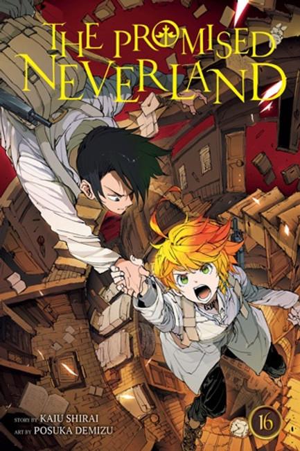 Promised Neverland Vol 16