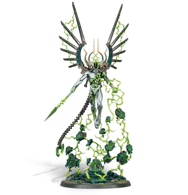 49-30 Necrons: C'Tan Shard of the Void Dragon