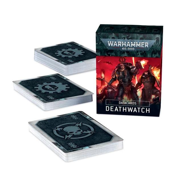 39-02 Datacards:  Deathwatch 2020