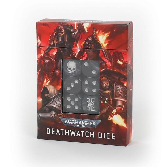 39-26 Dice Set: Deathwatch