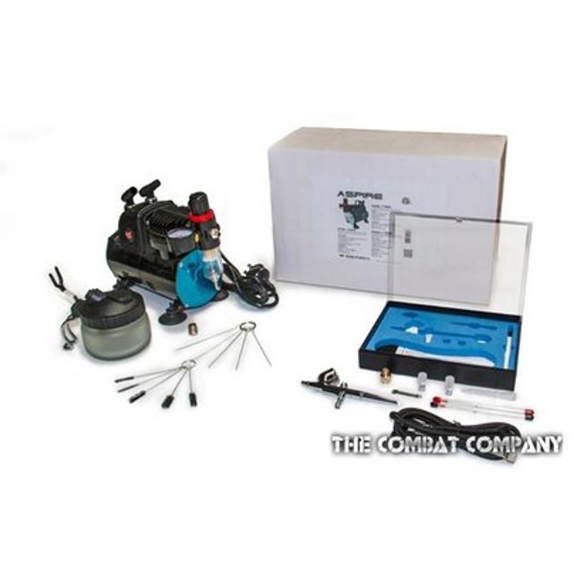 Airbrush & Compressor Pack