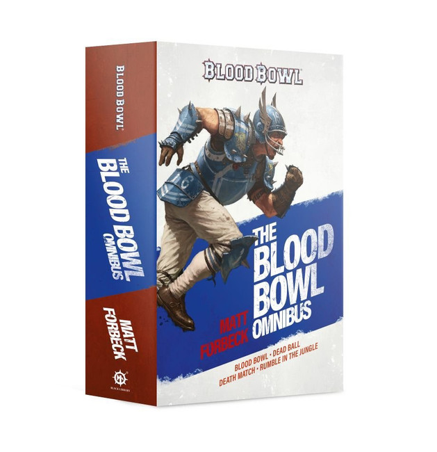 BL2854 Blood Bowl: The Omnibus PB