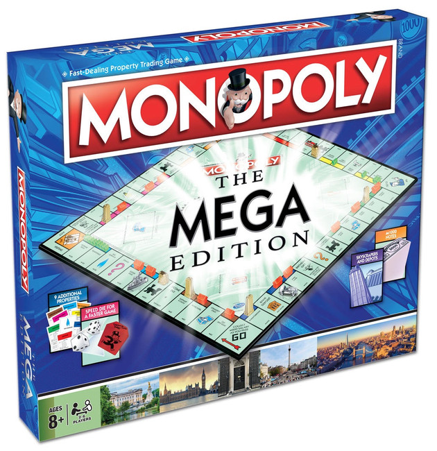 Monopoly: MEGA