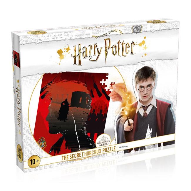 Harry Potter The Secret Horcrux 1000pc Jigsaw