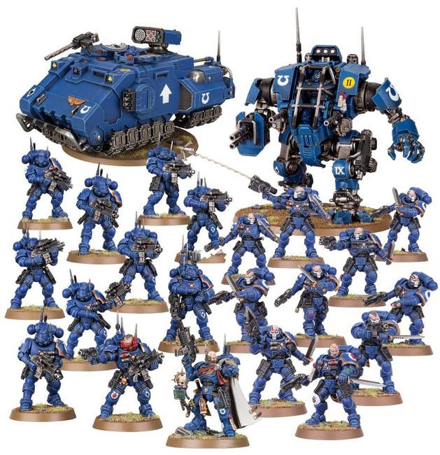 48-99 Space Marines: Interdiction Force