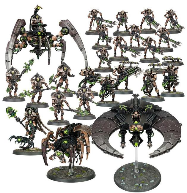49-34 Necrons: Eradication Legion