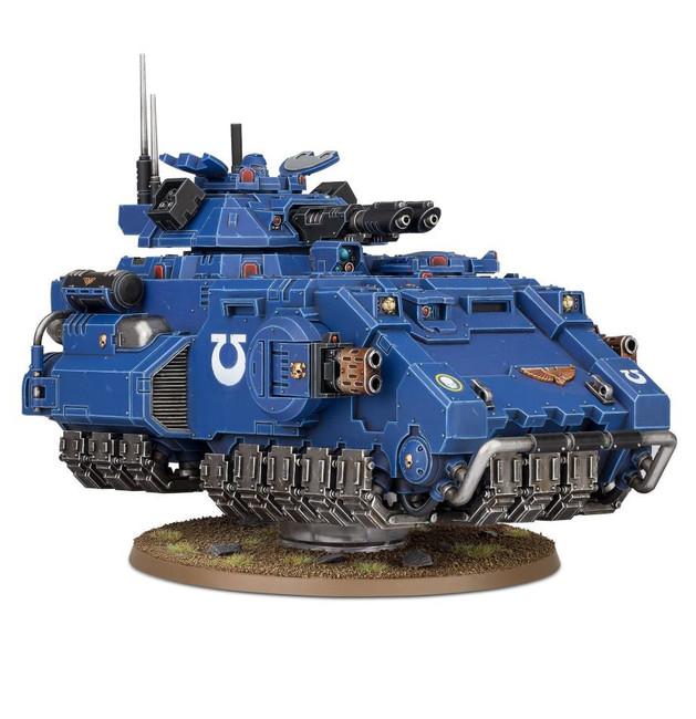 48-37 Space Marines: Gladiator