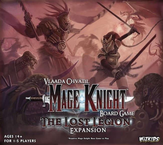 Mage Knight: Lost Legion