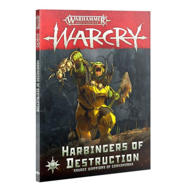 111-77 Warcry: Harbingers of Destruction SB