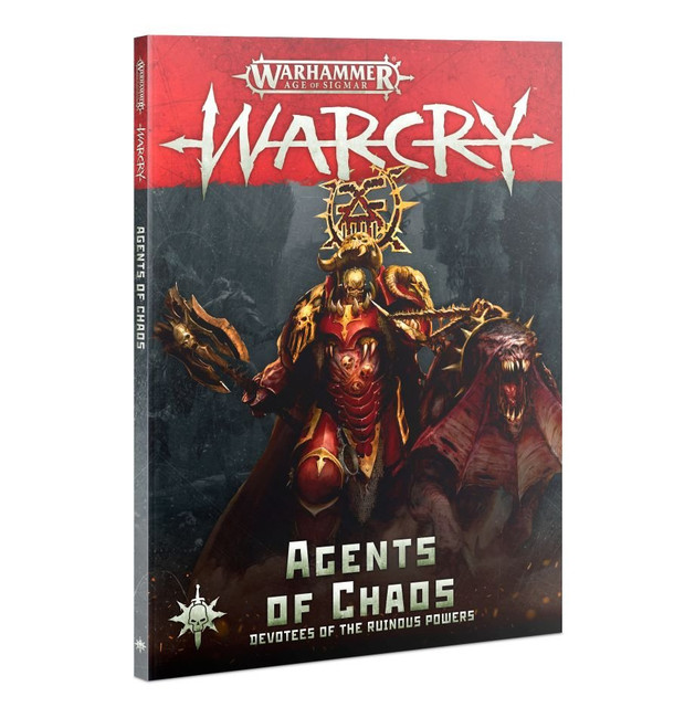111-40 Warcry: Agents of Chaos SB