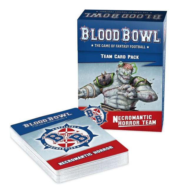 202-10 Blood Bowl: Necromantic Horror Team Cards