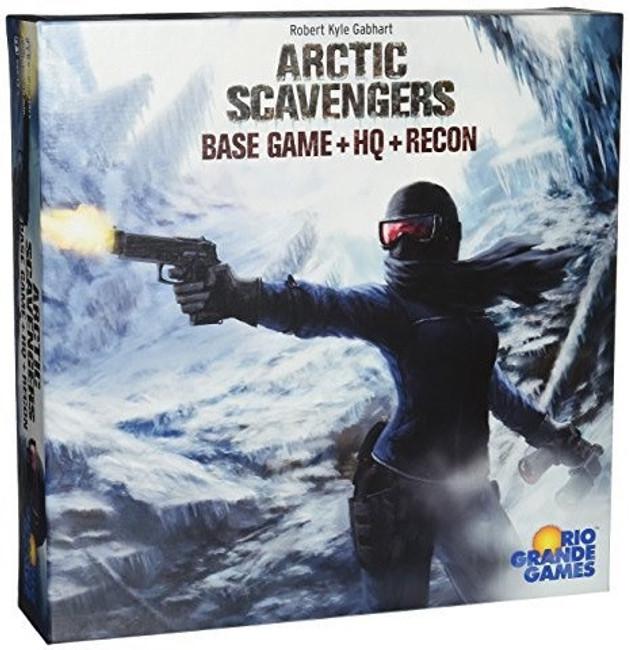 Arctic Scavenger plus Recon Expansion