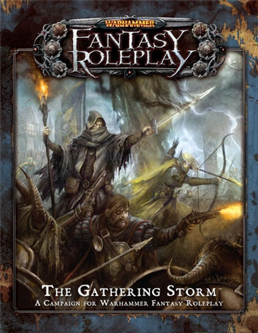 Warhammer FRPG Gathering Storm